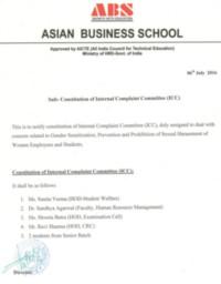 internal_complain_committee