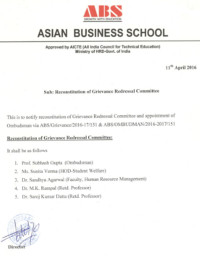 redressal_committee