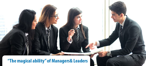 """Communication skills… """"The magical ability""""of Managers& Leaders"""