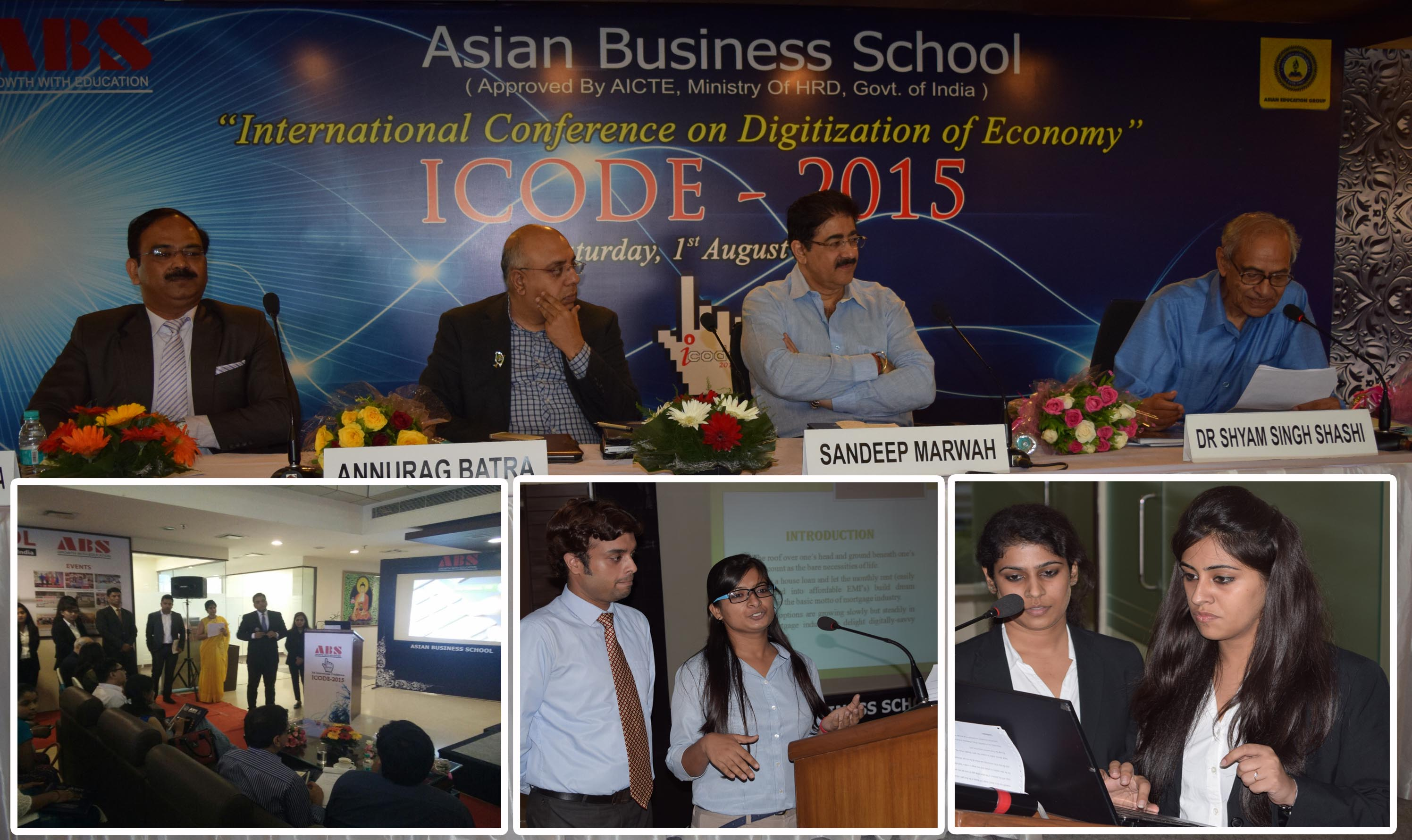 How a good PGDM program at a top b-school brings the industry to the classroom?