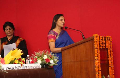 ABS PGDM Orientation 2018 – Associate Dean's Address and Message (Dr. Anubhuti Dwivedi)