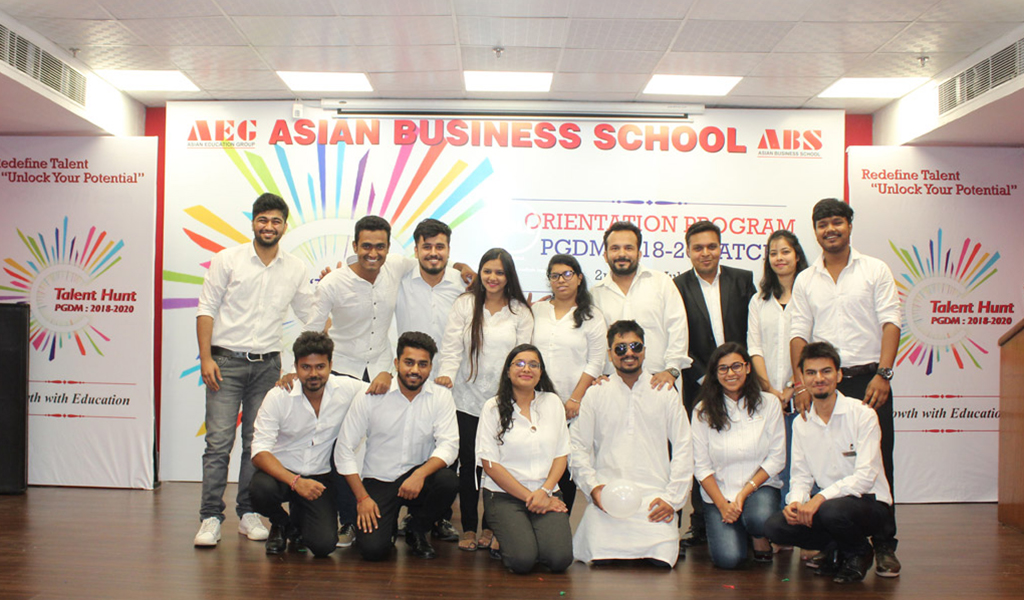 ABS Talent Hunt Competition for PGDM Batch 2018-2020