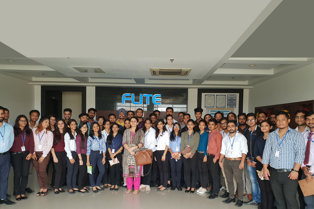 "Industrial Visit to ""Relaxo Footwear Ltd"" – ABS PGDM Students (2018-20)"