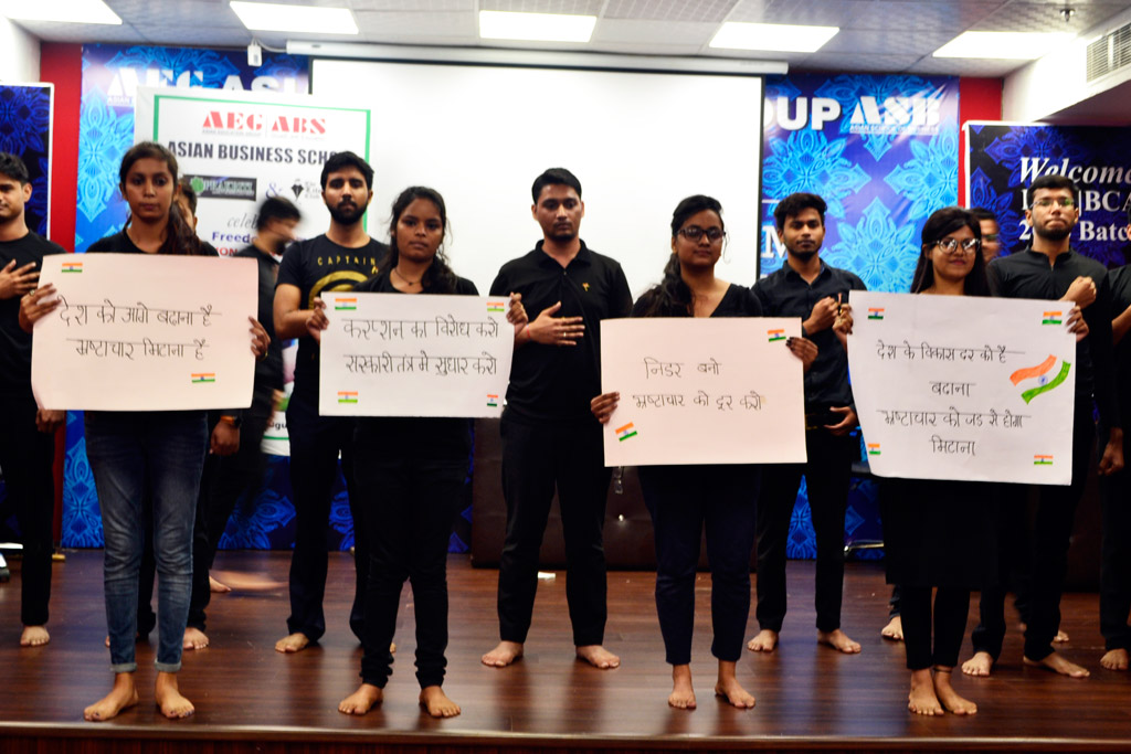 CELEBRATING INDIA'S FREEDOM: A GLIMPSE OF CLUB ACTIVITIES AT ABS
