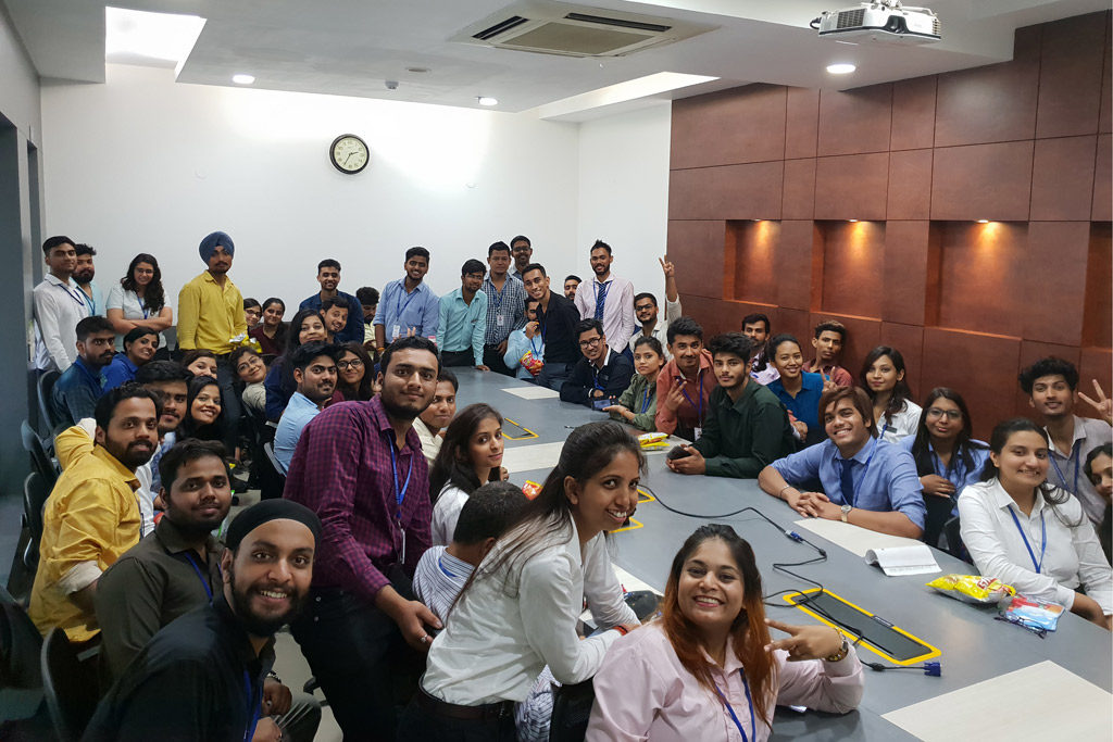 "Industrial Visit to ""Relaxo Footwear Ltd"" - ABS PGDM Students (2018-20)"