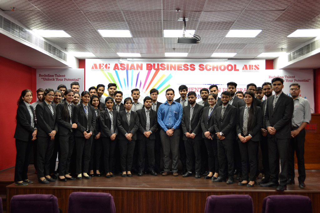 """ABS Distinguished Lecture Series – An Interactive Session on """"Employability Skills"""" by Mr. Allan Antony"""