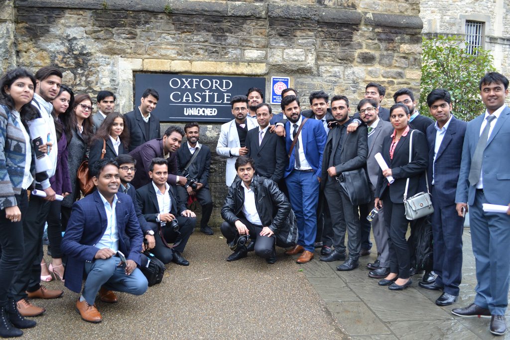 Importance of International Study Trips in Developing Global Perspective in PGDM Students