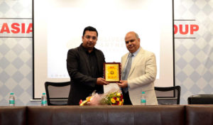 Asian Business school Guest Lecture