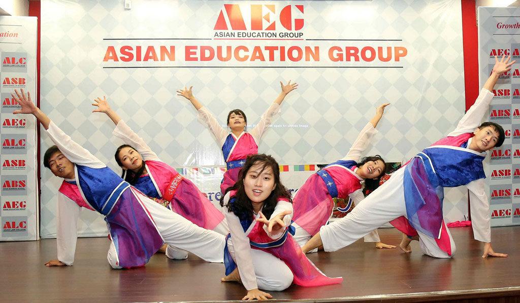 KOREAN DELEGATION VISIT ABS FOR CULTURAL EXCHANGE PROGRAM