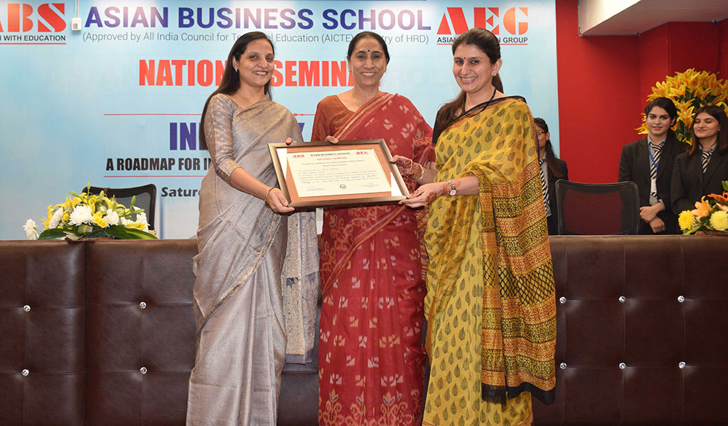 ABS 5th National Seminar – Valedictory Session