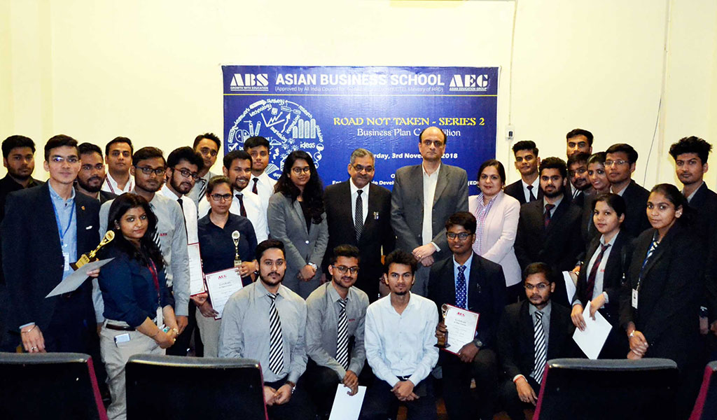 Taken Series 2: Inter College Business Plan Competition