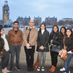 ABS PGDM Oxford Trip 2018 - City Tour Experience of the Group 1