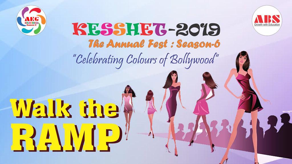 AEG KESSHET 2019 – Walk the Ramp (Fashion Show)
