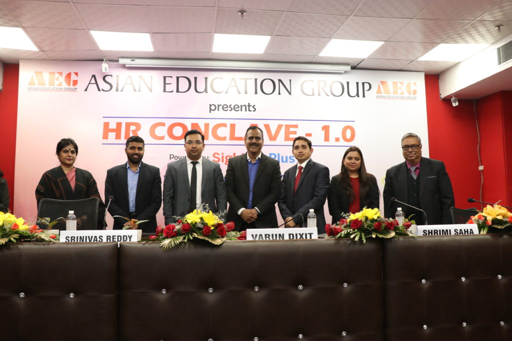 'AEG HR Conclave 2019' held at Asian Business School (ABS) campus