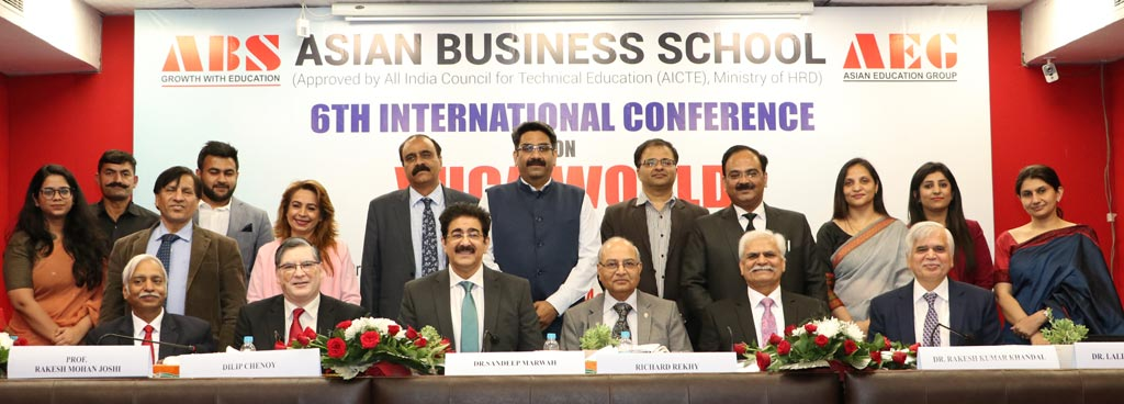 ABS International Conference On VUCA World – Issues and Challenges