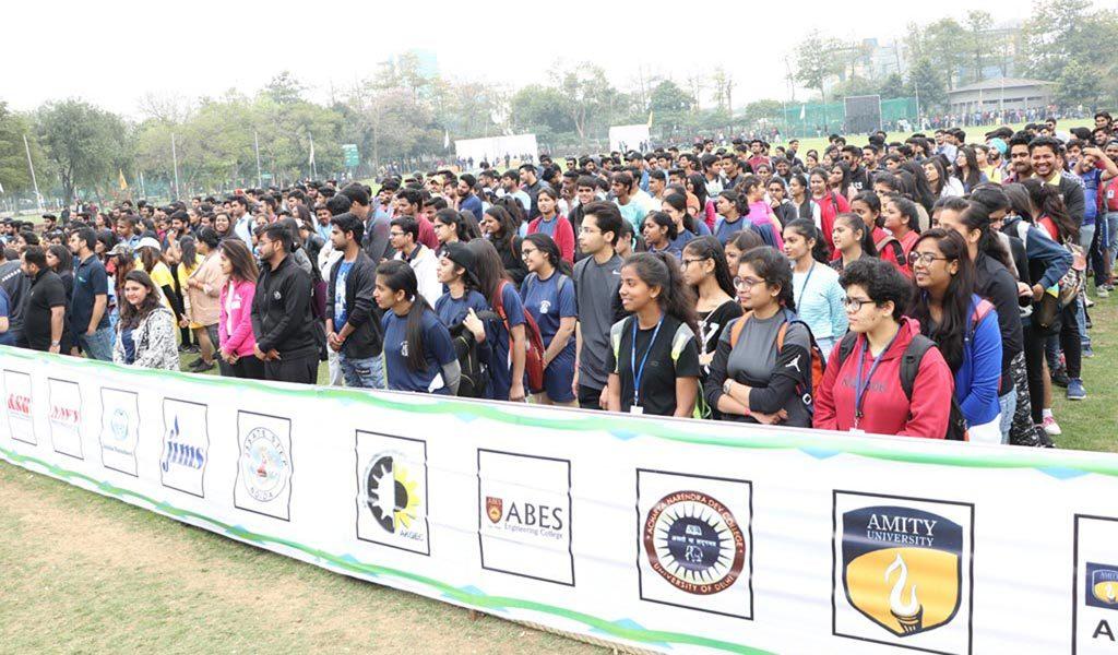 AEG Asian Business School's 7th annual sports meet, ATHLEEMA 2019 witnesses a grand inauguration!