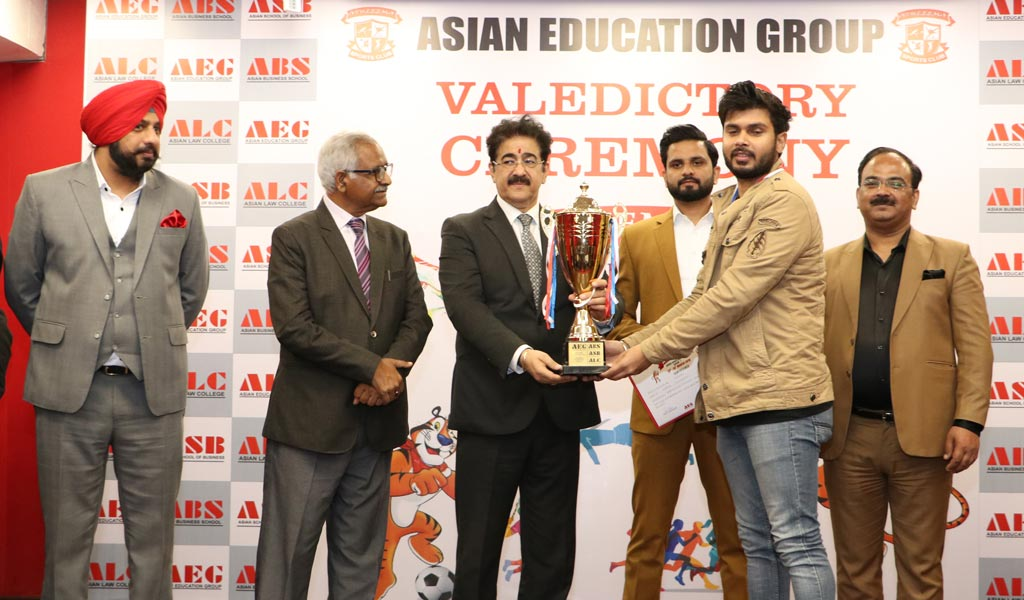 AEG ABS Inter-College Sports Meet, ATHLEEMA 2019 Witnesses some Jaw-dropping matches in Football!