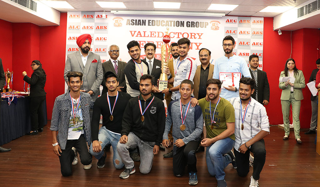 AEG holds its 7th annual sports extravaganza, ATHLEEMA 2019 with great pomp and splendour!
