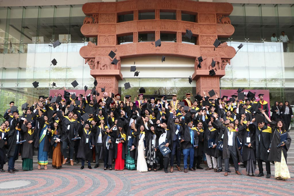 AEG Asian Business School holds its 6th Annual Convocation Ceremony