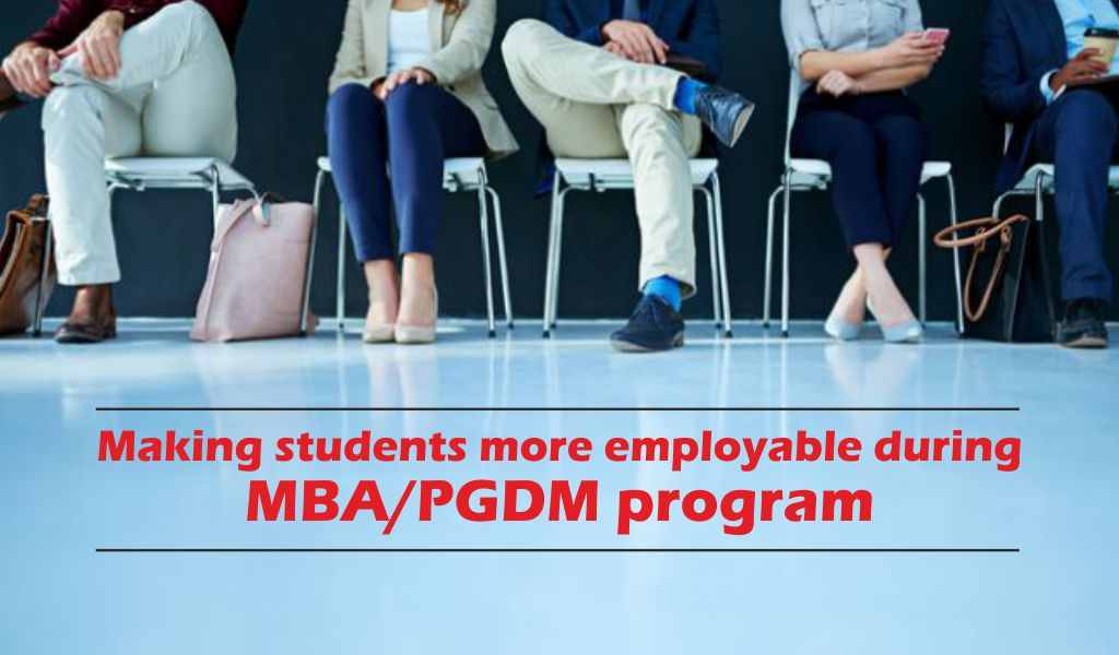 Asian Business School's Center for Skill Development makes ABS PGDM students more employable!