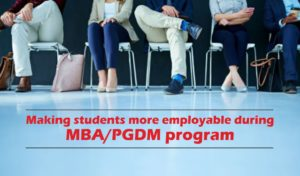 Asian Business School's Center for Skill Development makes ABS PGDM students more employable
