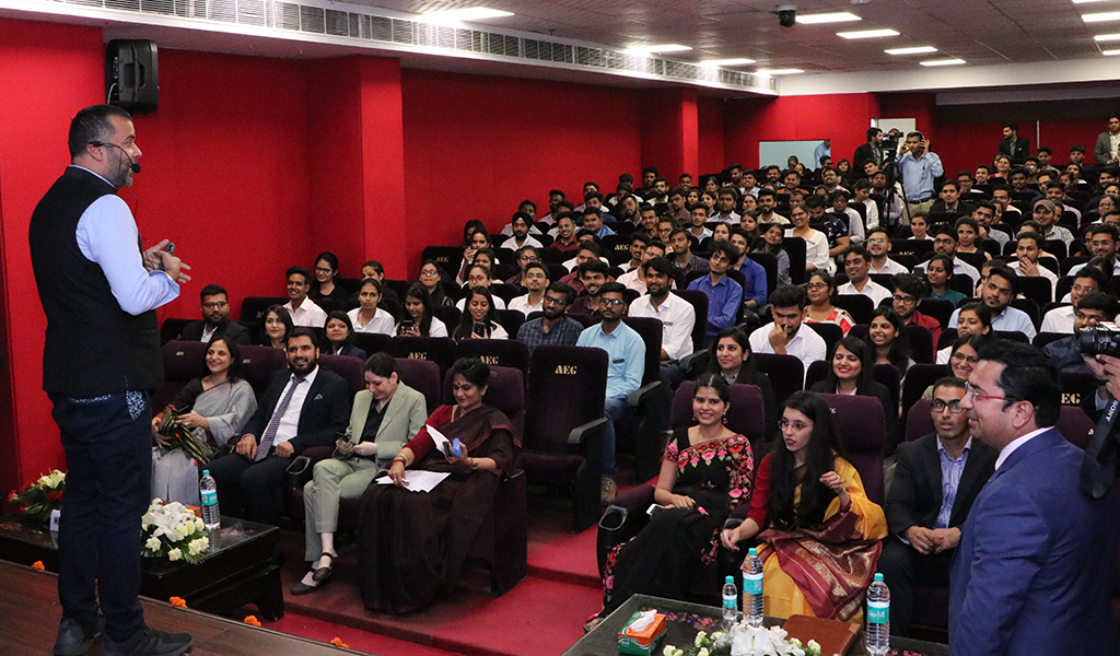 ABS PGDM Orientation 2019-21