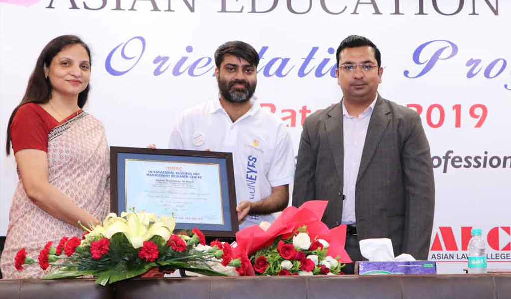 Guest Lecture – Mr. Shivi Singh, Founder & CEO ClearDekho