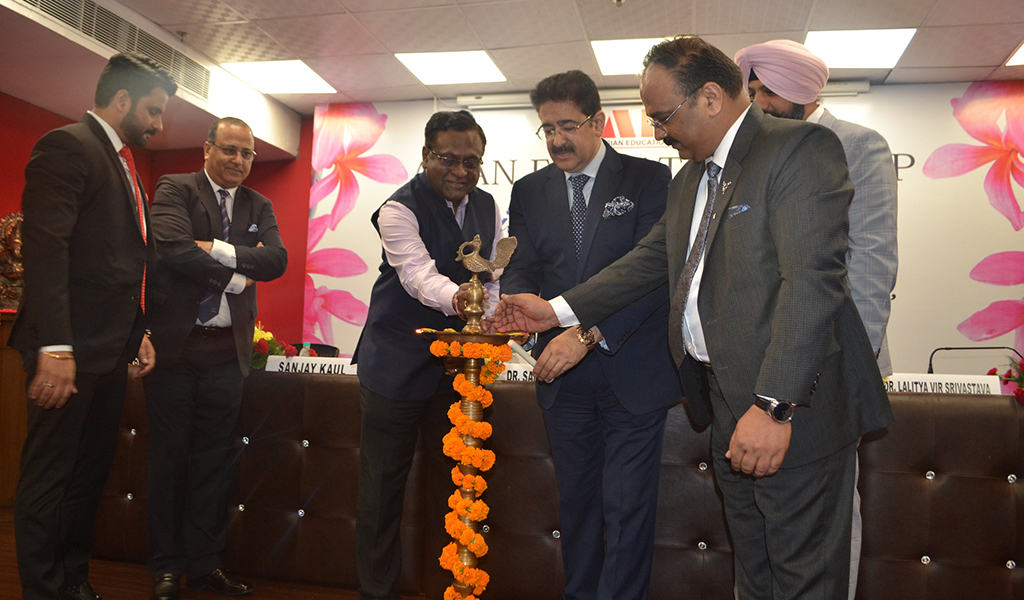 ABS PGDM Orientation 2019 – Dr. Sandeep Marwah, President, Asian Education Group (AEG)
