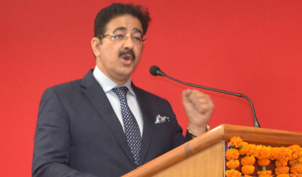 ABS PGDM Orientation 2019 – Dr. Sandeep Marwah's Inspiring Message for the Students