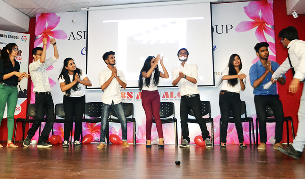 AEG Asian Business School organizes a 'TALENT HUNT' for new batch of 'ABS PGDM 2019'