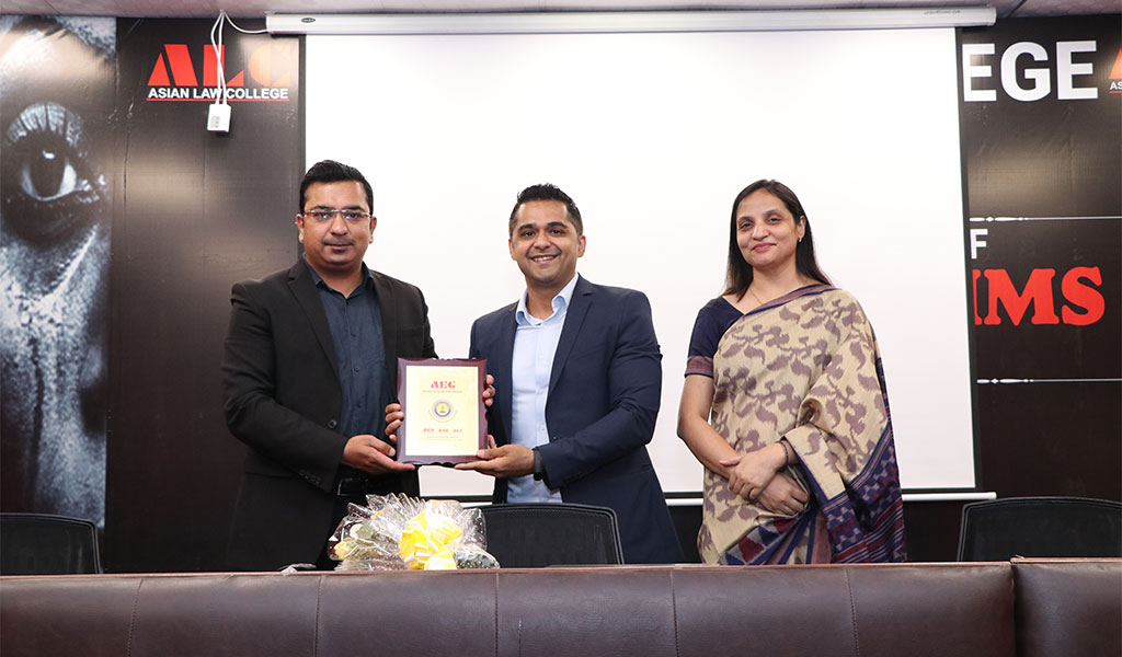 Asian Business School LEAD Lecture Series Lecture by Mr. Sunil Dhingra