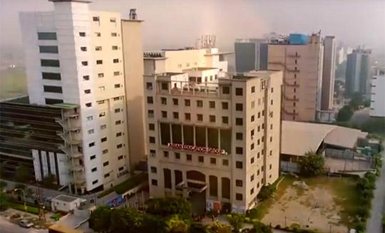 Asian Business School Noida Building