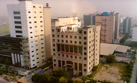 Asian Business School Noida Building