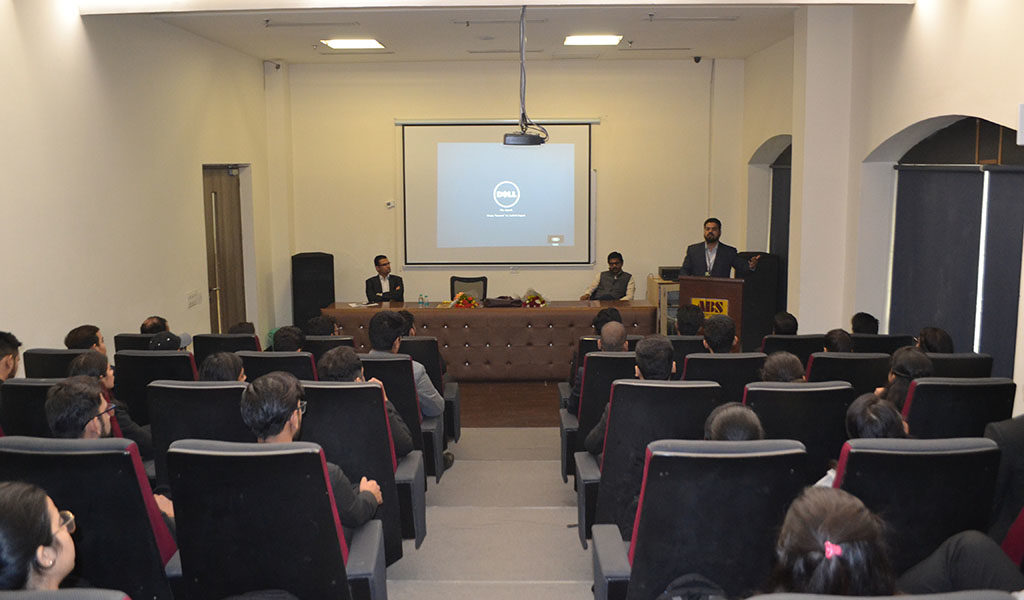 ABS Distinguished Lecture Series – An Expert Talk by Mr. K. John Prasad