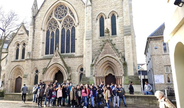 The ABS PGDM Oxford Study Trip 2019(Local Survey)
