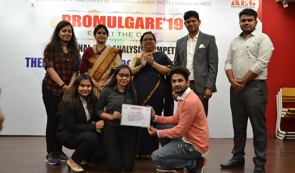 ABS PROMULGARE 2019 – National Case Analysis Competition for Management Students