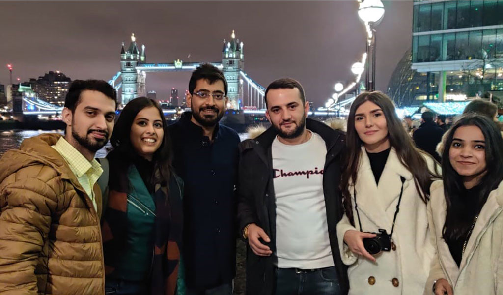 ABS PGDM Oxford Study Trip 2019 – Presentations by 3rd Delegation