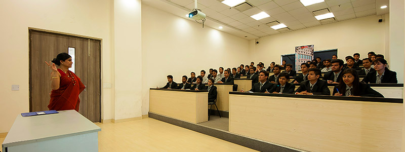 Lecture Halls @ ABS
