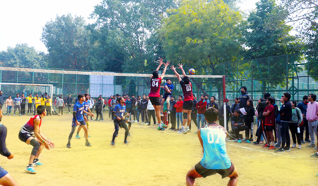 Volleyball-Tournament-at-asian-business-school-noida