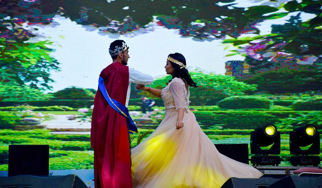 ABS KESSHET 2020-SEASON 7: Flamboyant Spring (Fashion Show)