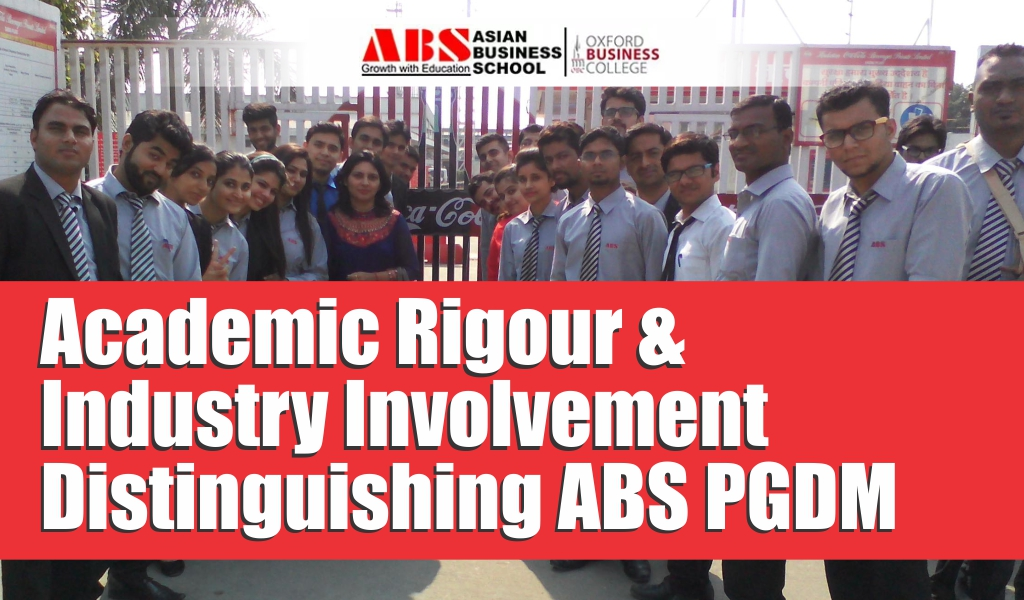 Academic rigour, industry involvement makes MBA / PGDM colleges first among equals