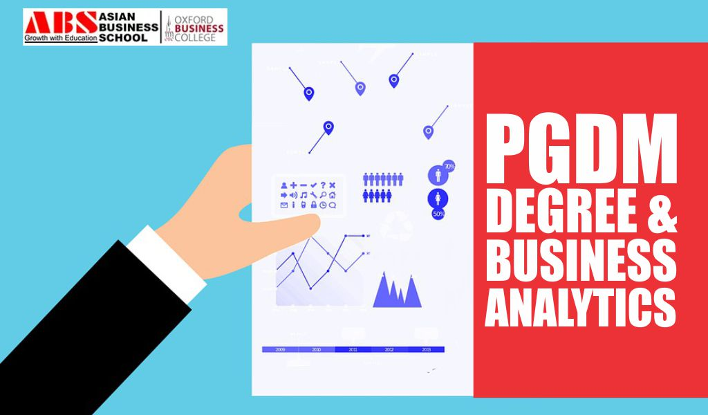 Scope of PGDM Program in Business Analytics
