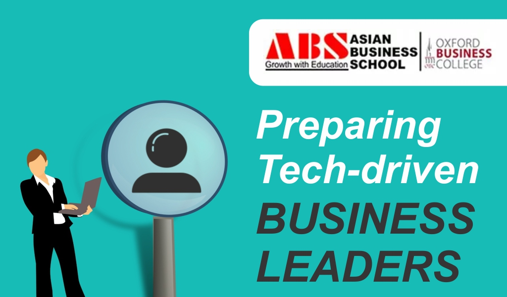 Know How B-Schools Can Prepare Tech-Driven Managers
