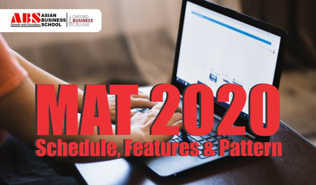 Here's the latest update on MAT 2020 Management Aptitude Test – May Exam!