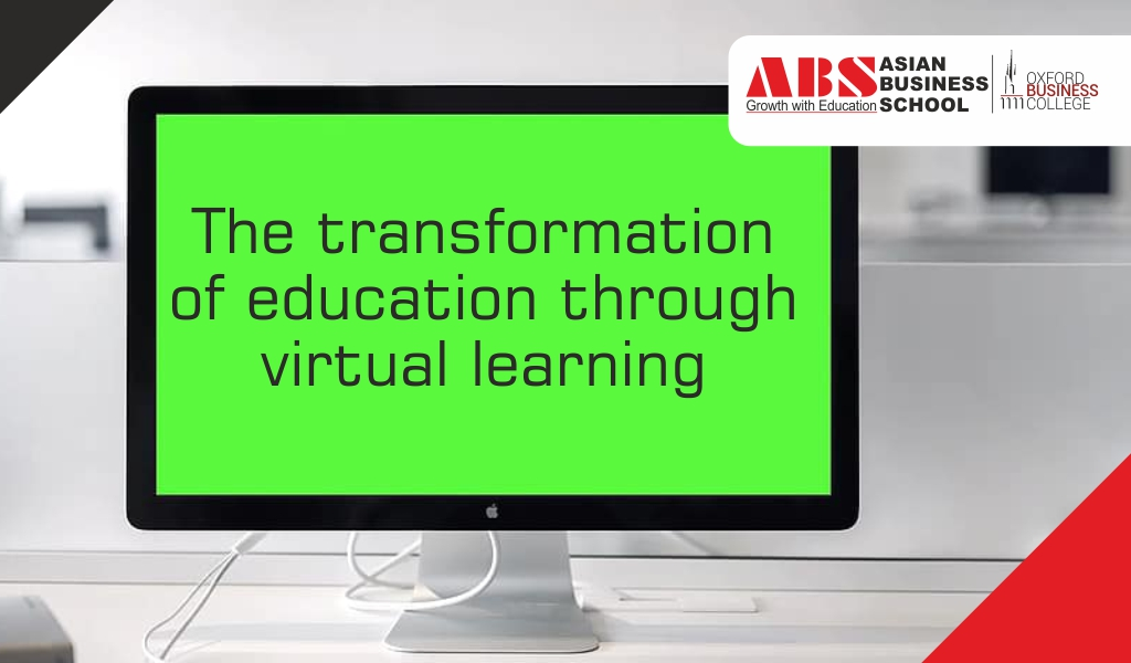 The transformation of education through virtual learning is the new reality!