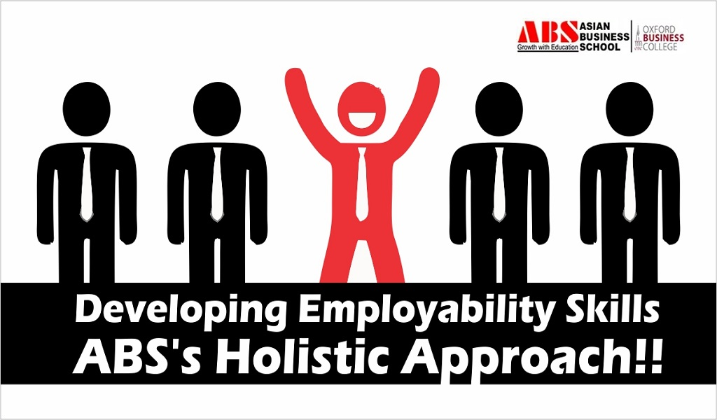Developing Employability Skills: The Holistic approach with PGDM!!!