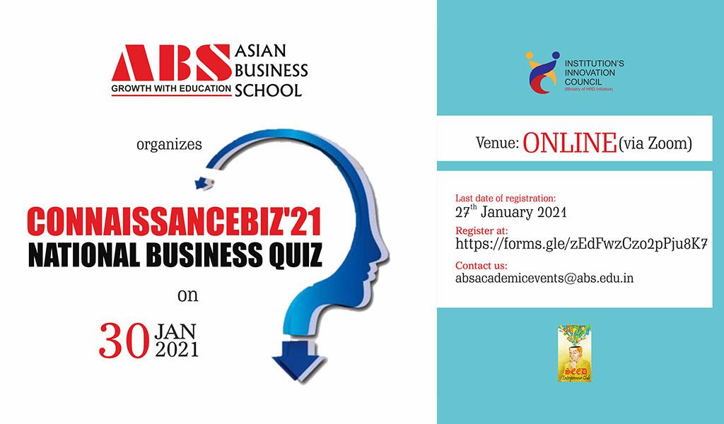 Asian Business School ConnaisanceBiz 2021