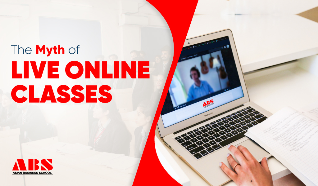 The Myths of Online Classes