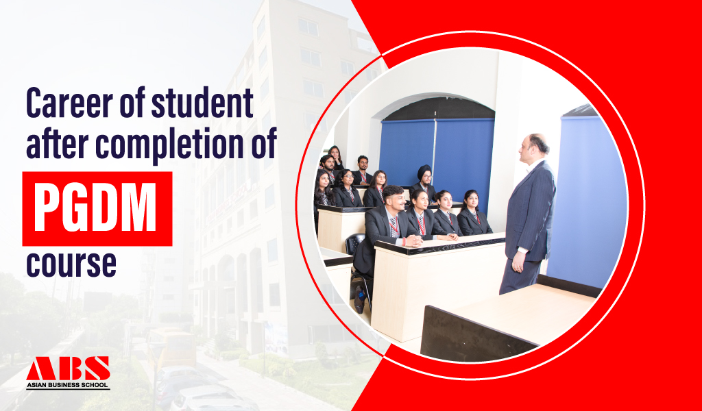 Career of Student After Completion of PGDM Course