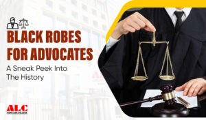 Black Robes for Advocates